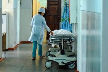 вірусна пневмонія