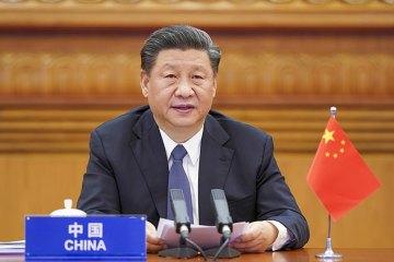 Китайський уряд на чолі з президентом Сі Цзіньпіном (на знімку) знаходиться під вогнем через дезінформацію про вірус