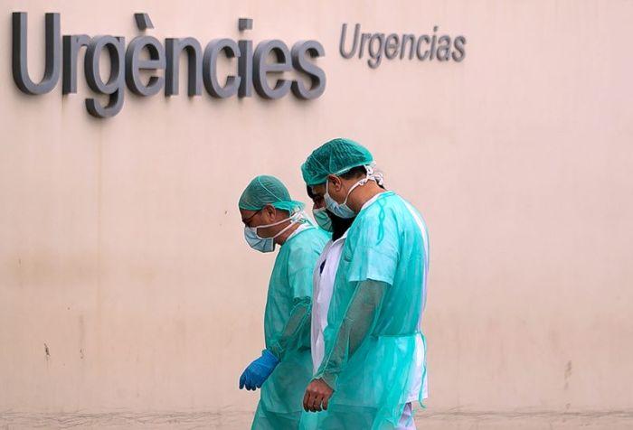 іспанські лікарі