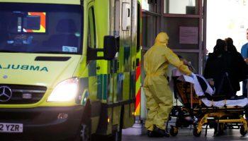 У Британії за добу 684 смертей від коронавірусу