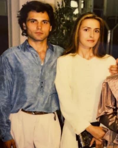 Ольга Сумська і її перший чоловік