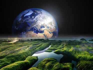 Земля, паралельний Всесвіт