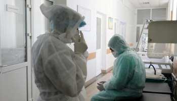 Львівська обласна інфекційна лікарня, коронавірус