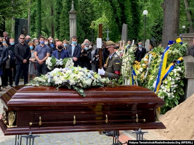 Похорон Скорика