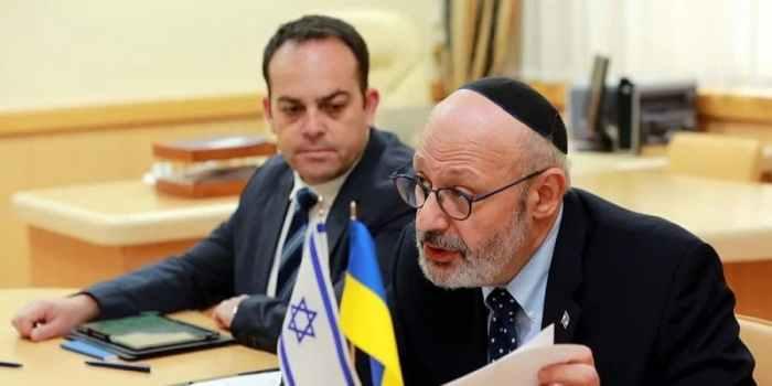 Посол Ізраїлю в Україні
