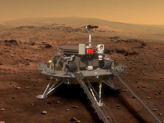 Земля атакує! На Марс вирушають одразу три місії