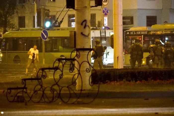Оприлюднені фото і відео убивства білоруського активіста