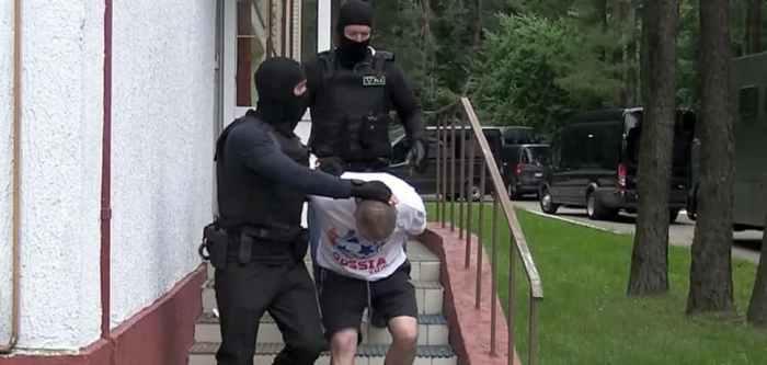 затримання вагнерівців у Білорусі