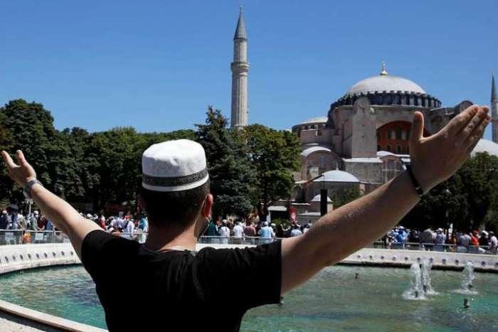 Стамбул, собор Святої Софії