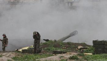 Нагірний Карабах, війна