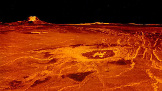 Поверхня Венери