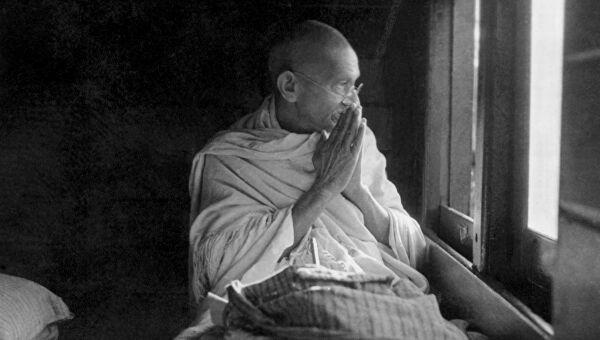 Душа світу: Цікаві факти про Ганді