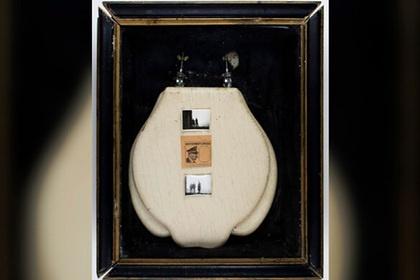 Сиденье с унитаза Гитлера продали с аукциона