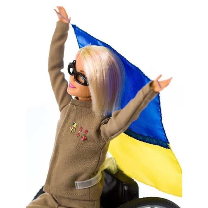 Нардеп Яна Зінкевич стала моделлю для ляльки Барбі