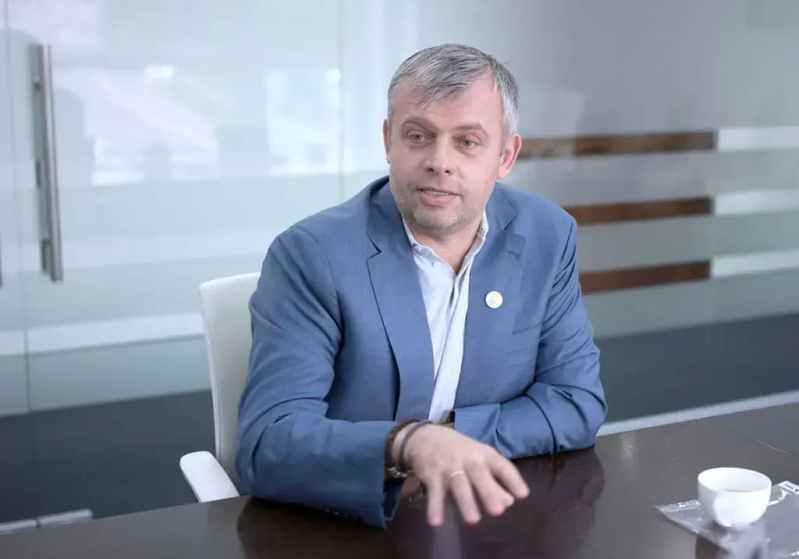 Однорічний син Козловського став власником медичного центру у Львові