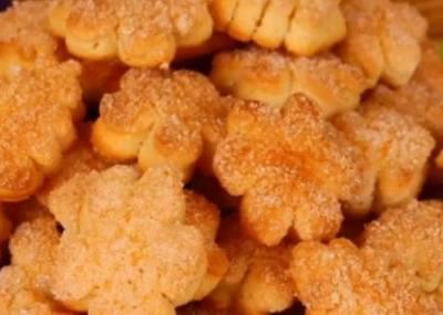 Рецепт від бабусі: просте домашнє печиво «Амонячки»