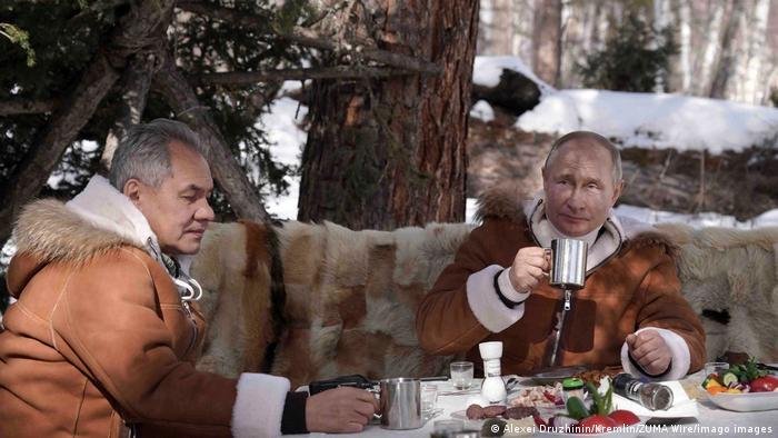 Путін практикує язичництво, яке сповідує віру в диявола