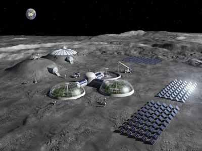 Кухарі на Місяці будуть варити каміння, щоб отримати кисень і воду