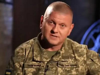 """""""Хочу проїхати на танку по центру Москви"""", - Головнокомандувач ЗСУ"""