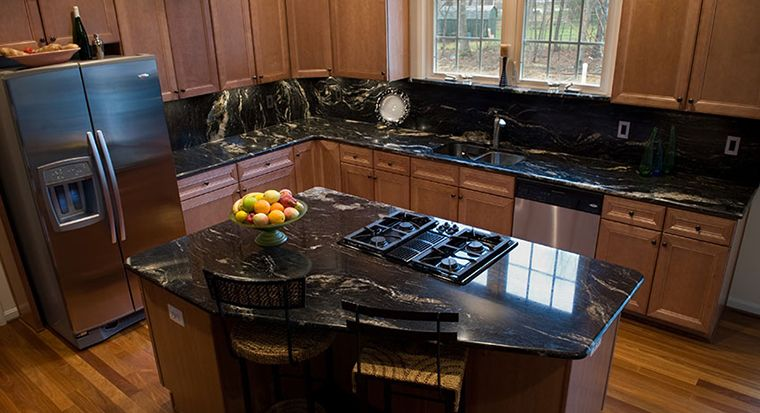 Types of Granite You Can Consider for Kitchen Countertops on Black Granite Countertops  id=90492