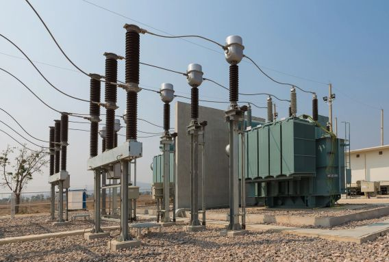Power Delivery Substations