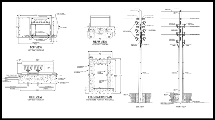 Equipment Drawings