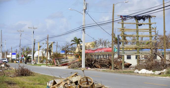 Florida Storm Hardening