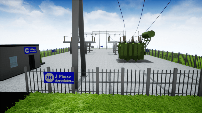 Substation-3D-Design-in-VR