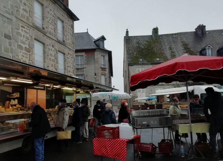 fromage du marché, felletin