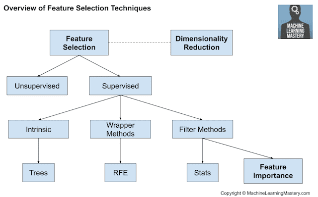 Overview of Feature Selection Techniques