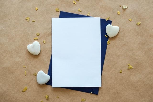 結婚式の招待状の内容