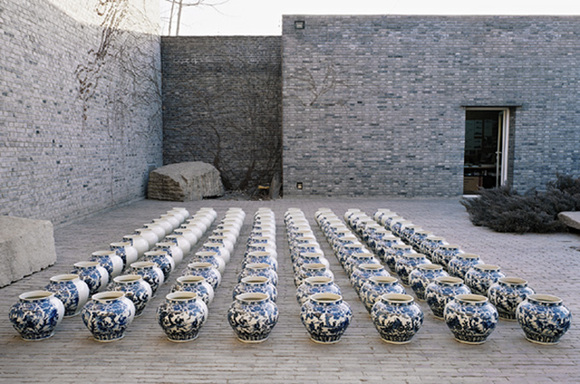 Ai Weiwei & Serge Spitzer. Ghost Valley Coming Down the Mountain. 2005-06.