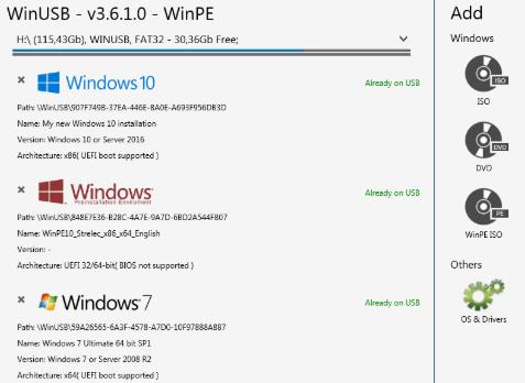تحميل برنامج نسخ ويندوز 7810 على فلاشة مجانا