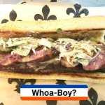 Whoa-Boy!!! (double meat)