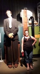 Woah. Tallest Man in the world.