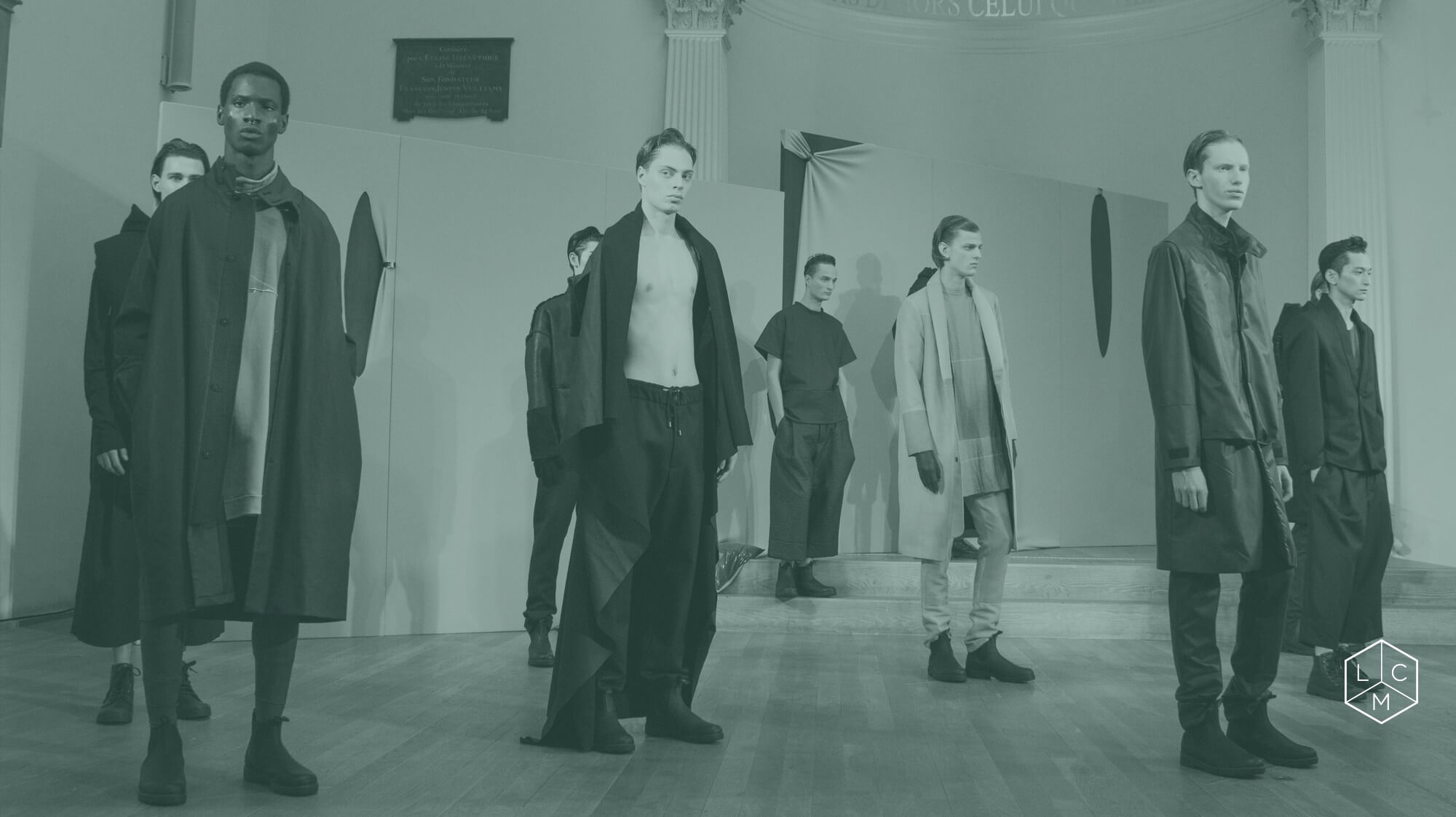 London Collections: Men – Highlights from the AW16 Showcase