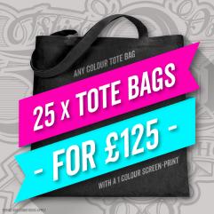 Tote Bag Offer