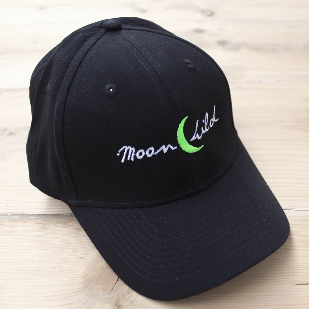 Cap embroidery by 3rd Rail