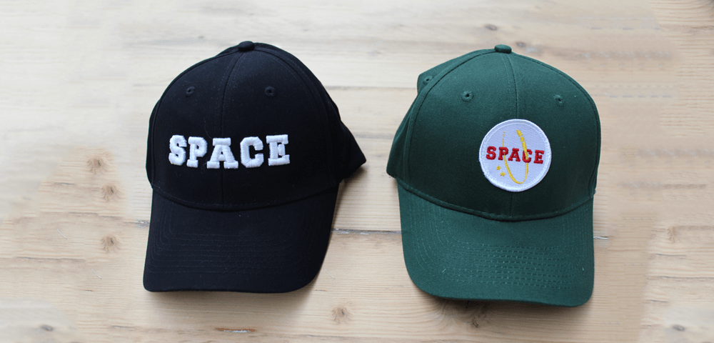 Jump on the Cap Embroidery Trend