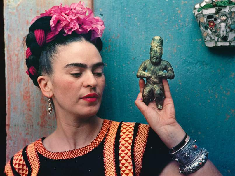 Frida Kahlo: Making herself up, Victoria and Albert Museum