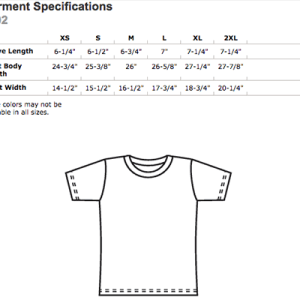 AA003 American Apparel Women's Fine Jersey Short Sleeve T-Shirt