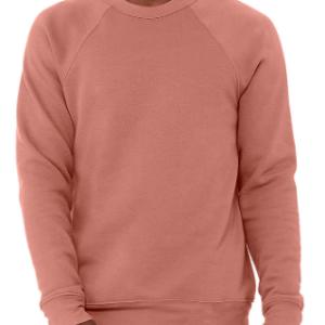 BE111 Bellas + Canvas Unisex Sponge Fleece Sweatshirt