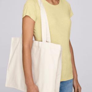 STAU762 Stanley Stella Woven Shopping Bag