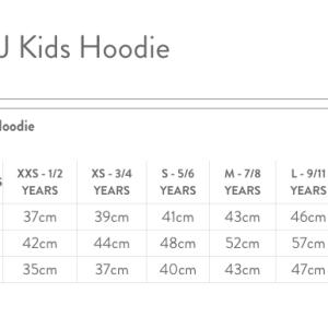 JH01J Awdis Kids Hoodie
