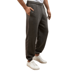 JH072 Soft College Cuffed Sweatpants