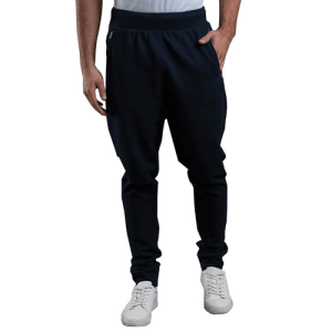 JH073 Soft Dropped Crouch Jogger Pants