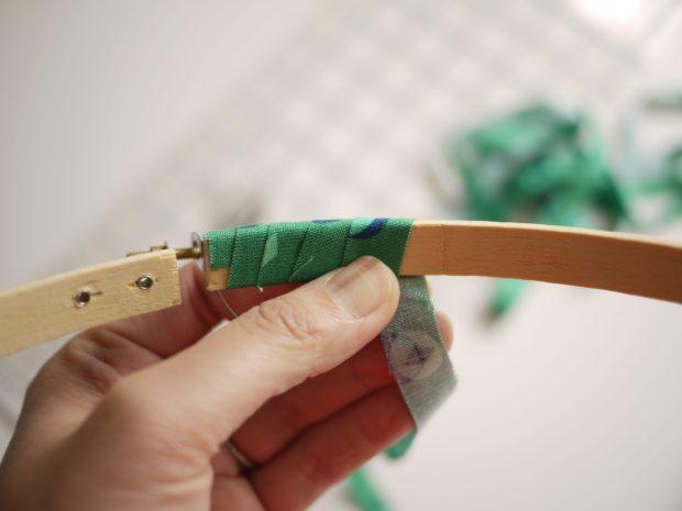 Embroidery Hoop tutorial