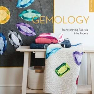 Gemstone Quilt Book, Andrea Tsang Jackson