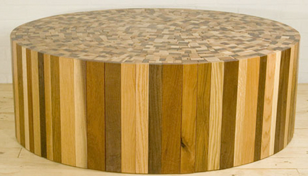 Stoolen table from Uhuru designs