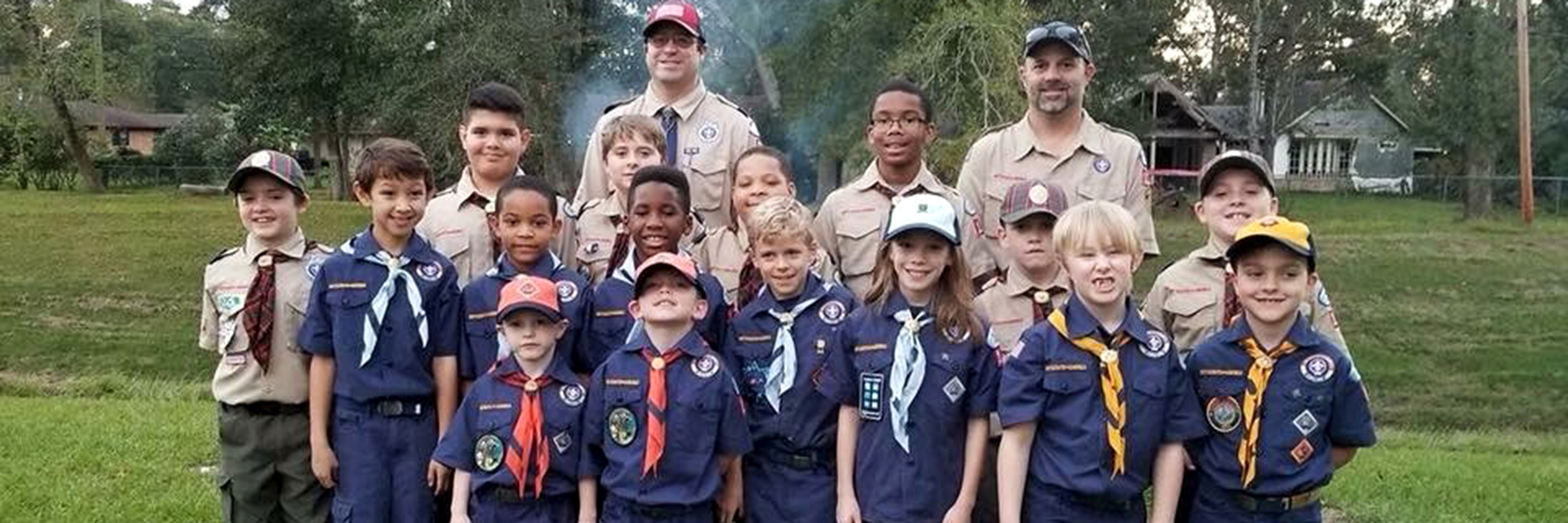 Three Rivers Council BSA